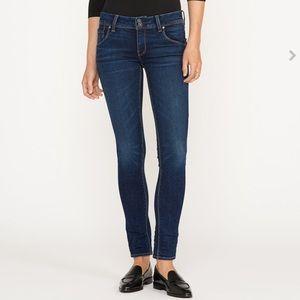Hudson Collin Skinny Mid-Rise Supermodel Jeans